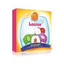 Kinderkamerkunst Louise