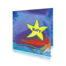 Geboortekaartje Rafy