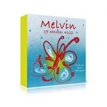 Kinderkamerkunst Melvin