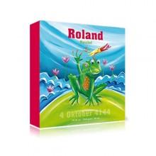 Kinderkamerkunst Roland