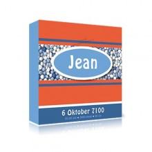 Kinderkamerkunst Jean