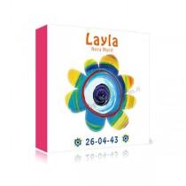 Kinderkamerkunst Layla