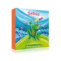 Kinderkamerkunst Sebas