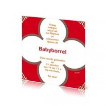 Babyborrelkaartje Raymon