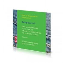 Babyborrelkaartje Jip